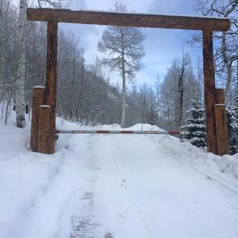 Barrier Arm Gate