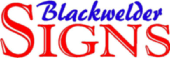 Blackwelder Signs & Neon Logo