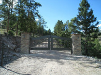 Custom Double Drive Gate