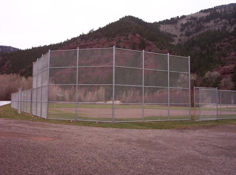 Baseball Field (Backside)