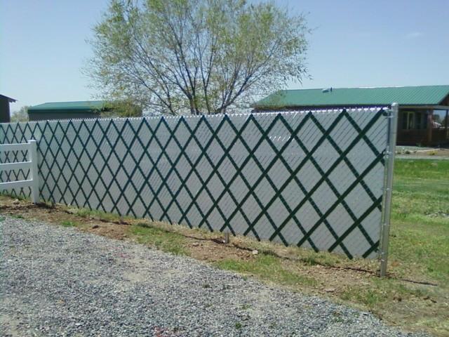 Diamond Pattern Aluminium Privacy Slats