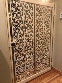 Custom Decorative Iron Gate