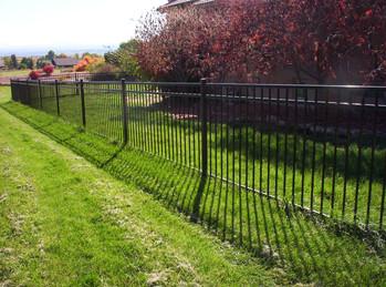 3-Rail Majestic Montage Fence
