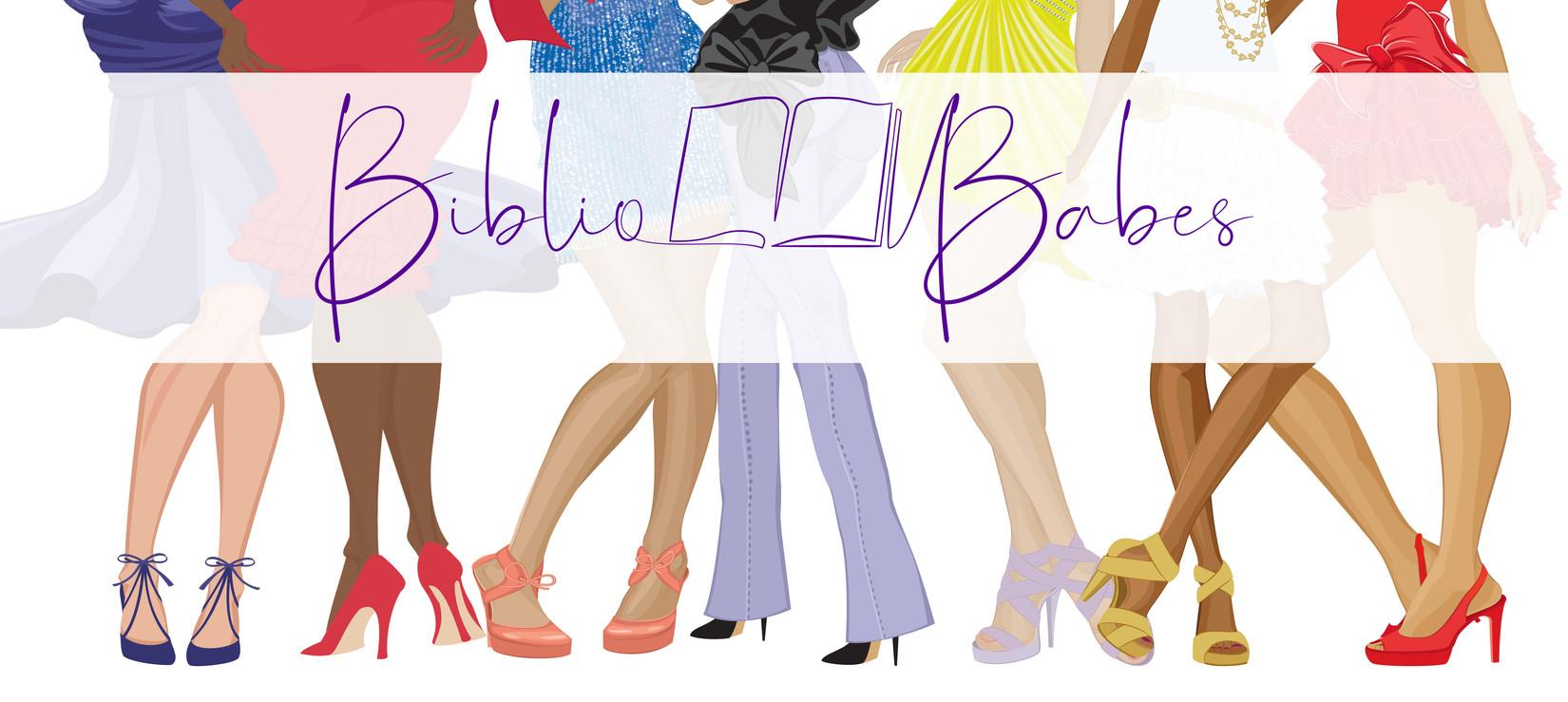 Biblio Babes Logo