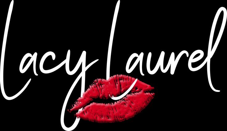 Lacy Laurel Logo Final black