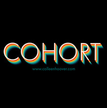 Cohort tee - Colleen Hoover