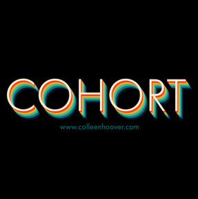 Cohort tee - Colleen Hoover
