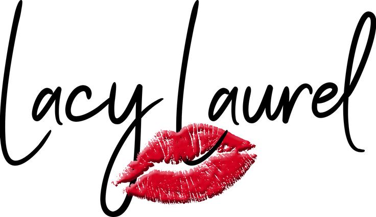 Lacy Laurel Logo Final white