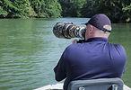 Pro photography boat tour Gatun Lake