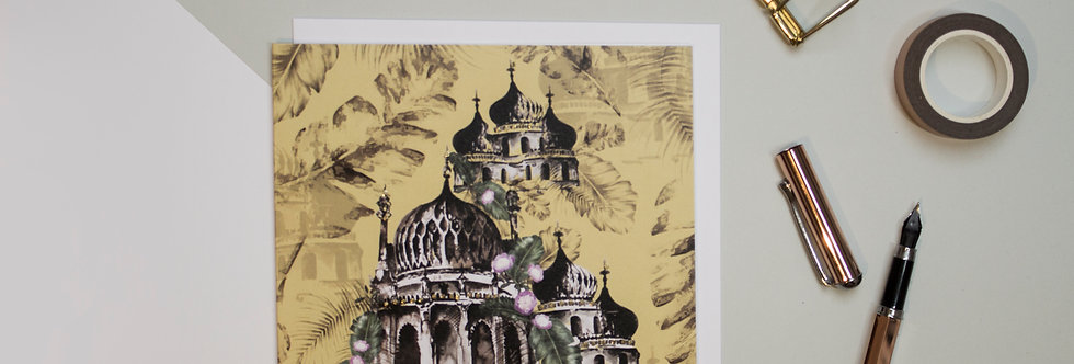 Royal Pavilion Card