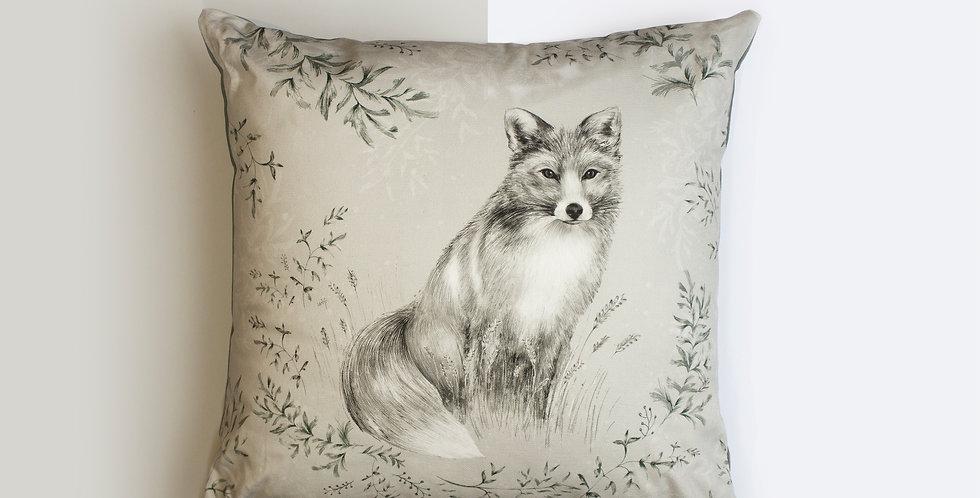 Cushion - Fox & Fern