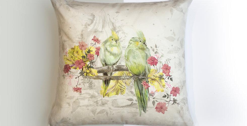 Cushion - Cockatiel