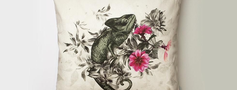 Chameleon Cushion