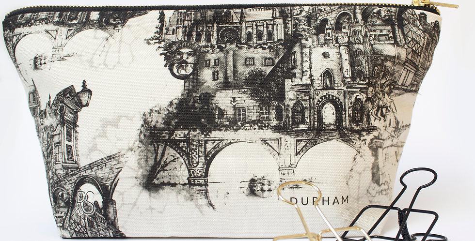 Zip Bag - Durham   Rhianne Siân Designs
