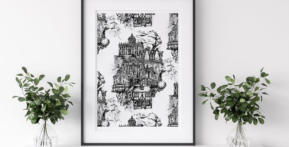 York | Rhianne Siân Designs