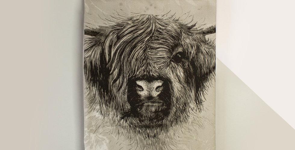 Apron - Highland Cow