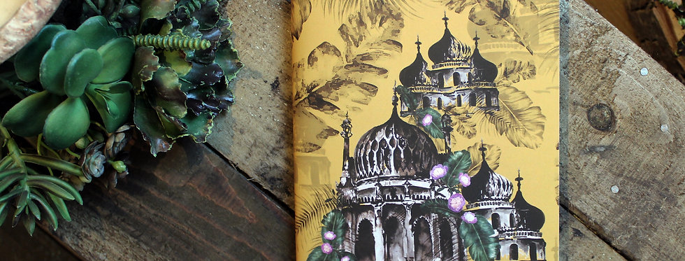 Royal Pavilion Notebook