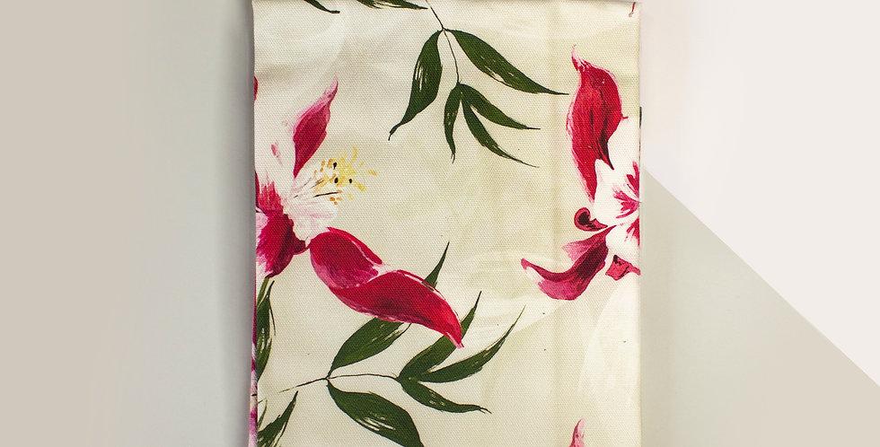 Fuchsia Floral Apron