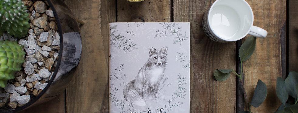 Fox & Fern Notebook