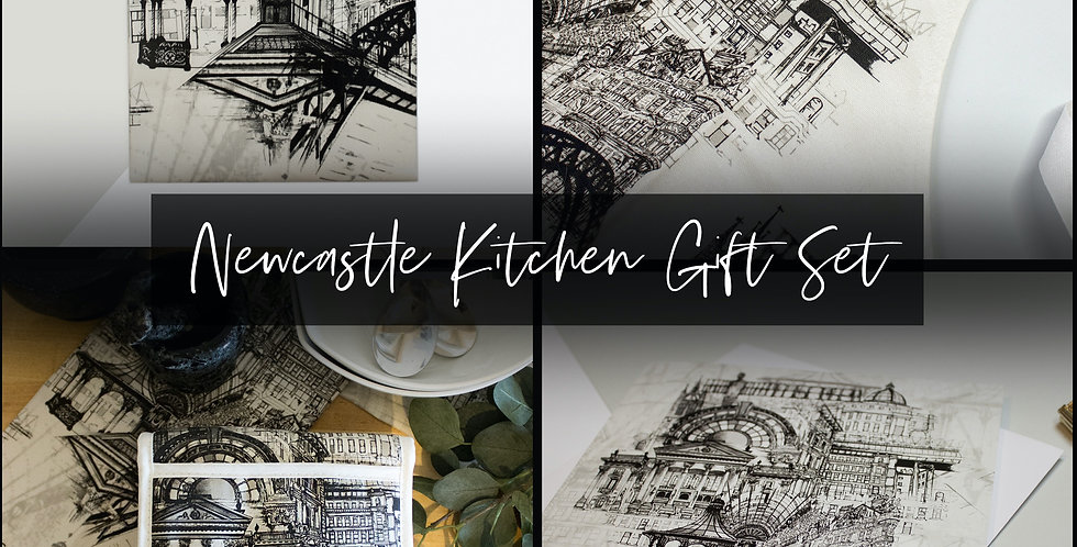 Newcastle Kitchen Gift Set