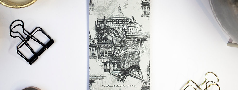 Newcastle Upon Tyne List Notepad