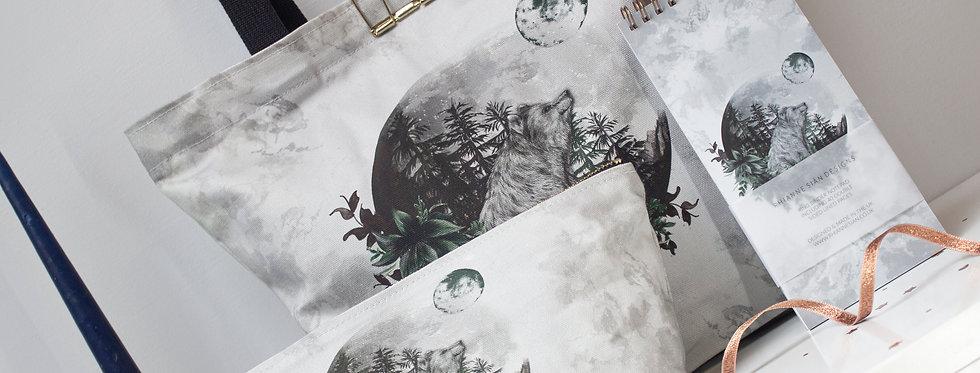 Luna Bear 'On the Go' Gift Set