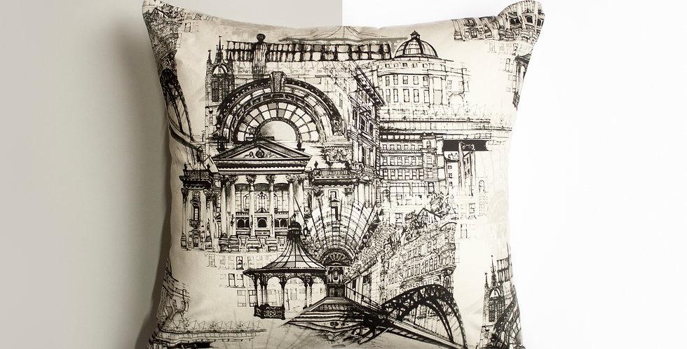 Cushion - Newcastle Upon Tyne