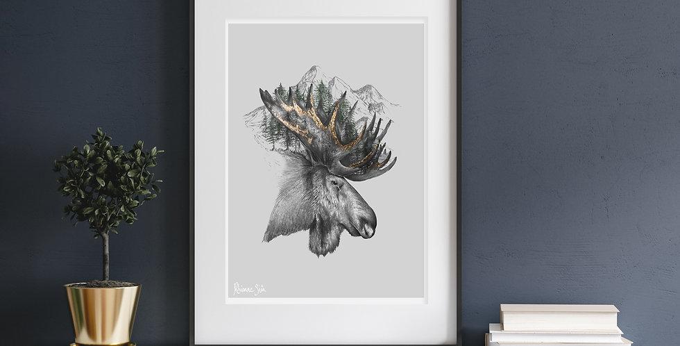 Moose Mountain   Rhianne Siân Designs