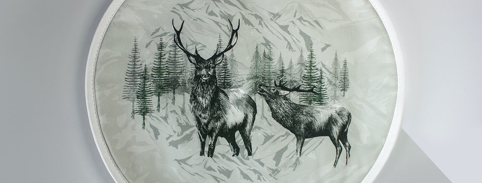 Highland Deer AGA Cover
