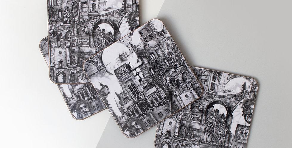 Coaster Set (4) - Durham