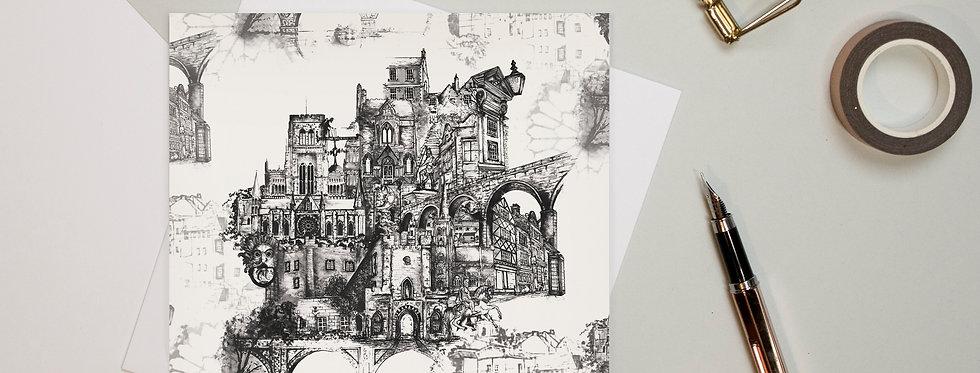 Durham Architecture General Card
