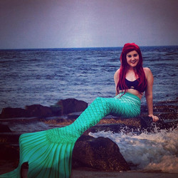 You can now book the mermaid princess an