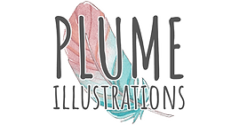 PLUME illustrations logo
