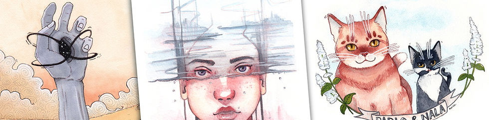Illustrations aquarelle