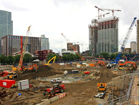 Caught-In-Between Incidents: A Rising Issue in Construction