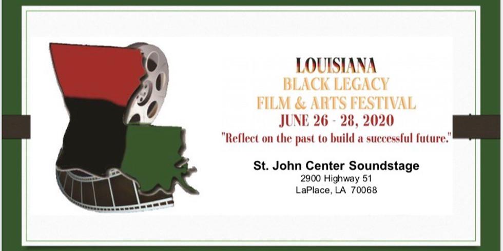 Louisiana Black Legacy Film & Art Festival