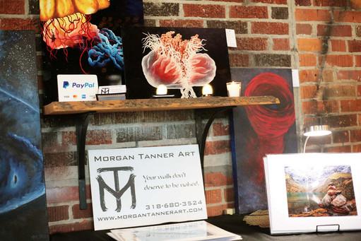 Morgan Tanner Art