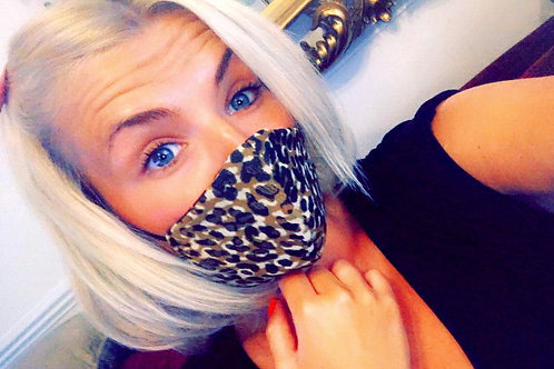 Leopard lady Mask