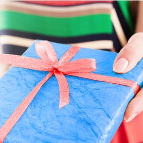 TURN YOUR MILES INTO THAT SPECIAL GIFT