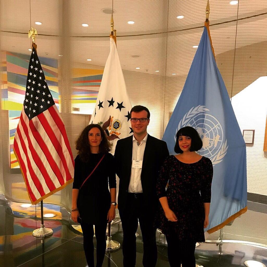 Fulbright event at United Nations, New York