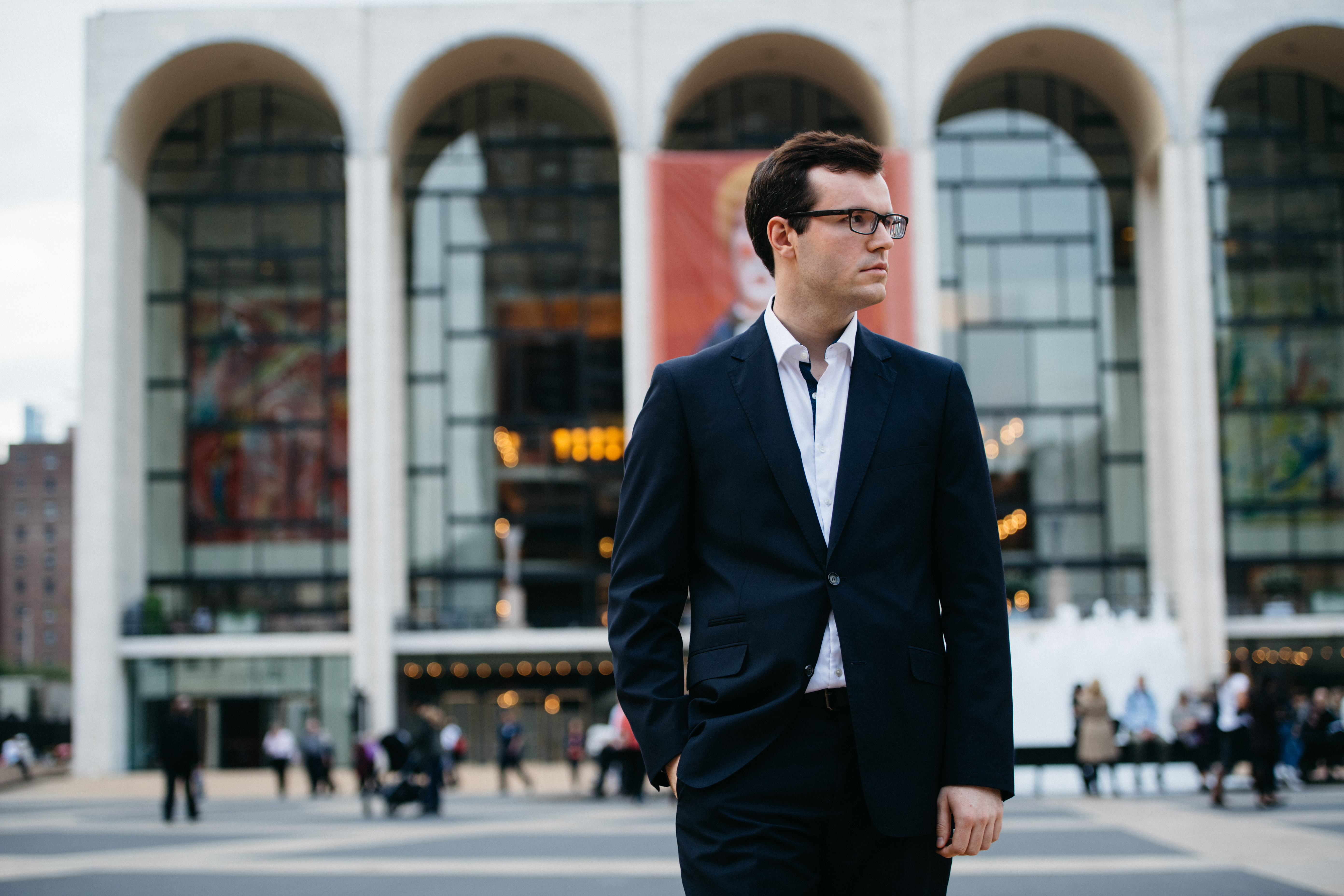 Metropolitan Opera, Lincoln Center, New York