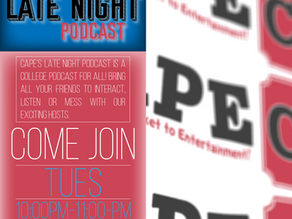 Join Us for our Podcast