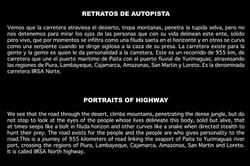 RETRATOS DE AUTOPISTA