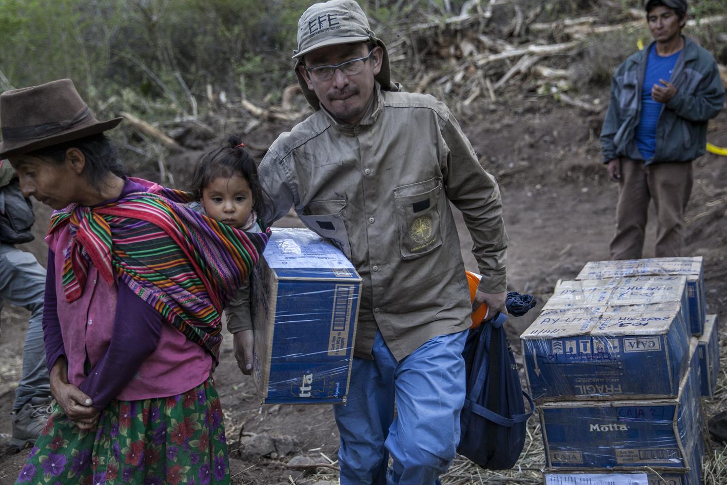 El Exhumador de los Andes