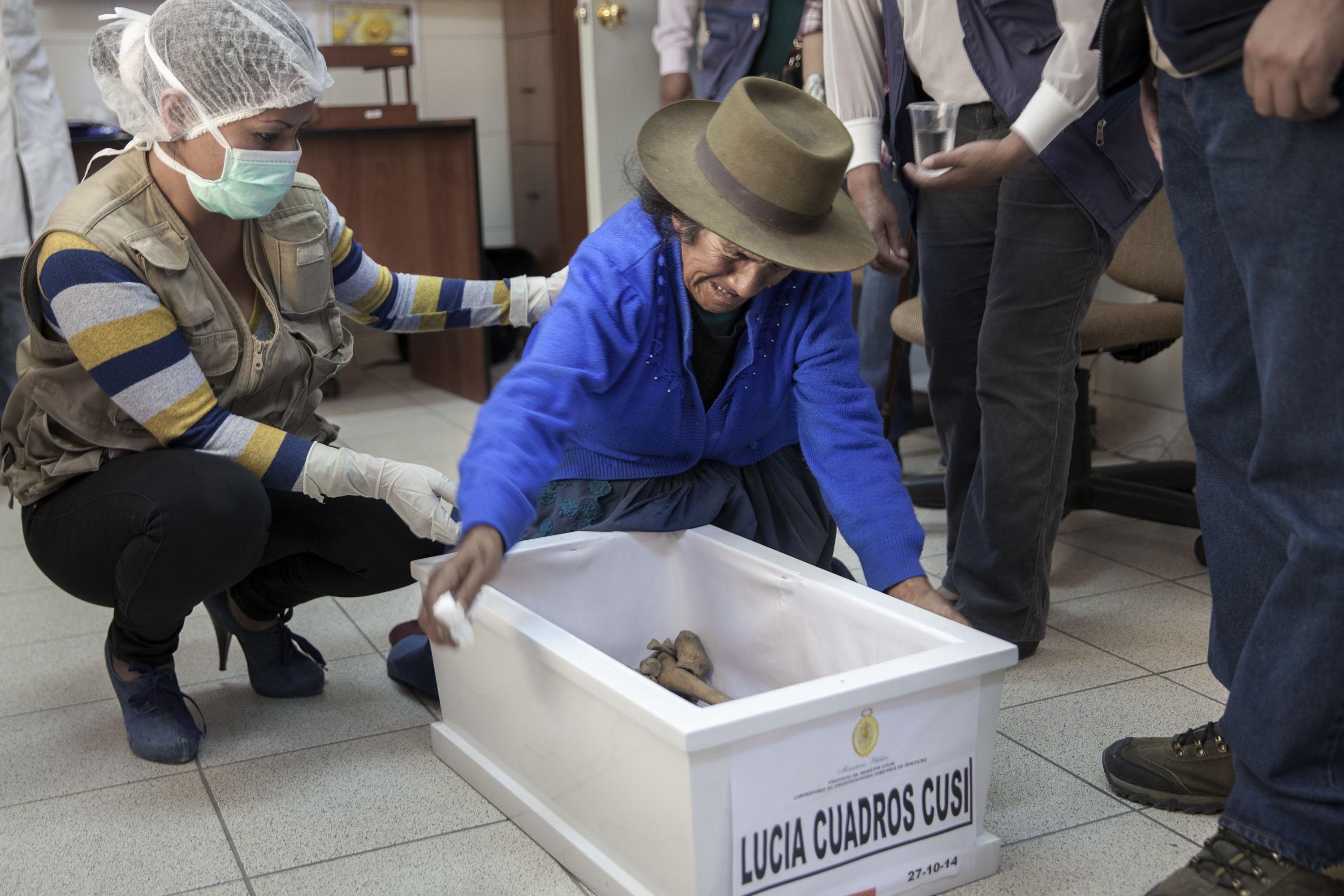 El Exhumador de los Andes 019