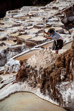 La sal de los Incas