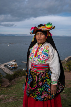 Titicaca, the blue mantle of the Andes 0