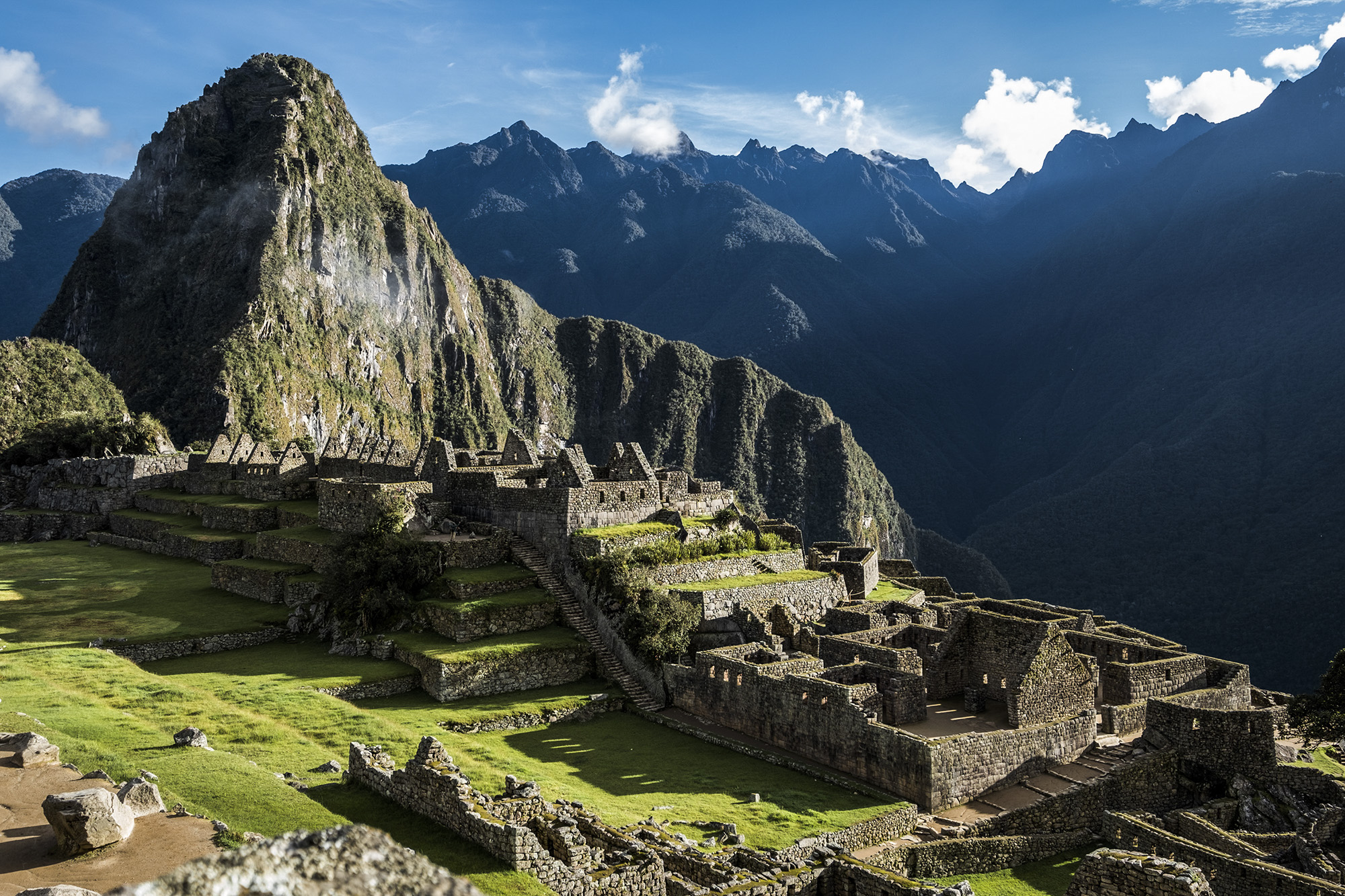 Historic Sanctuary of Machu Picchu 011