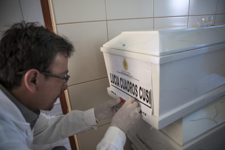 El Exhumador de los Andes 016
