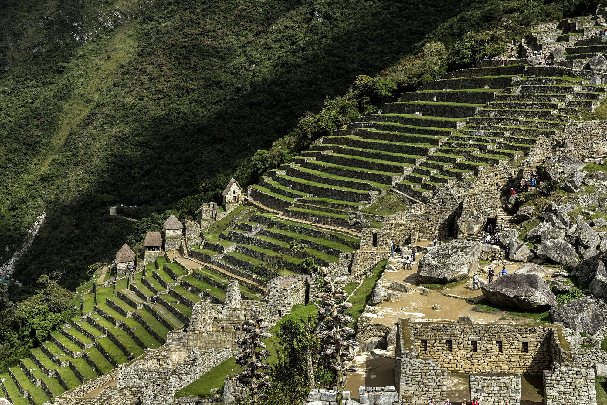 Historic Sanctuary of Machu Picchu 012